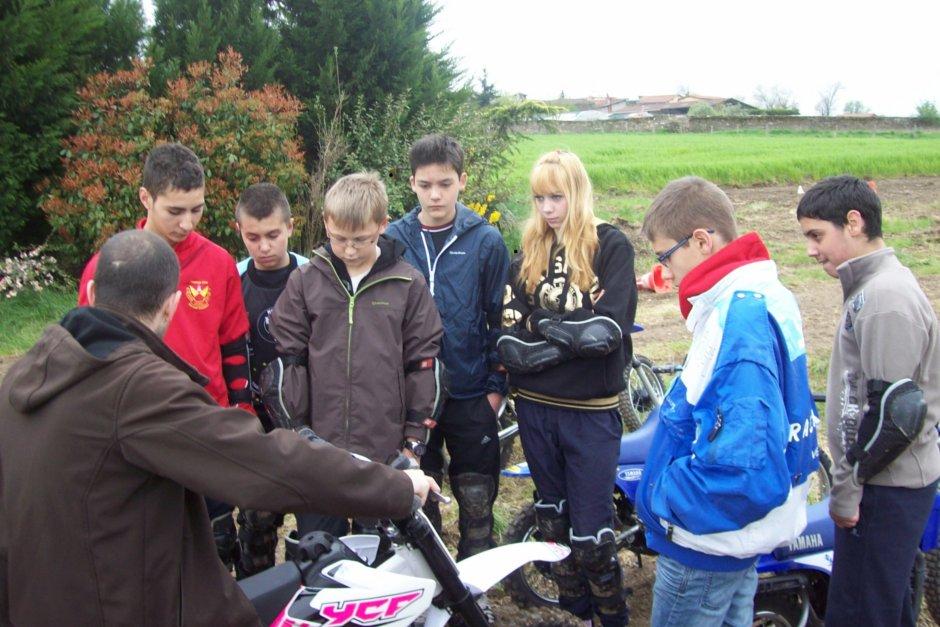 educateur sportif moto quad BEES CQP