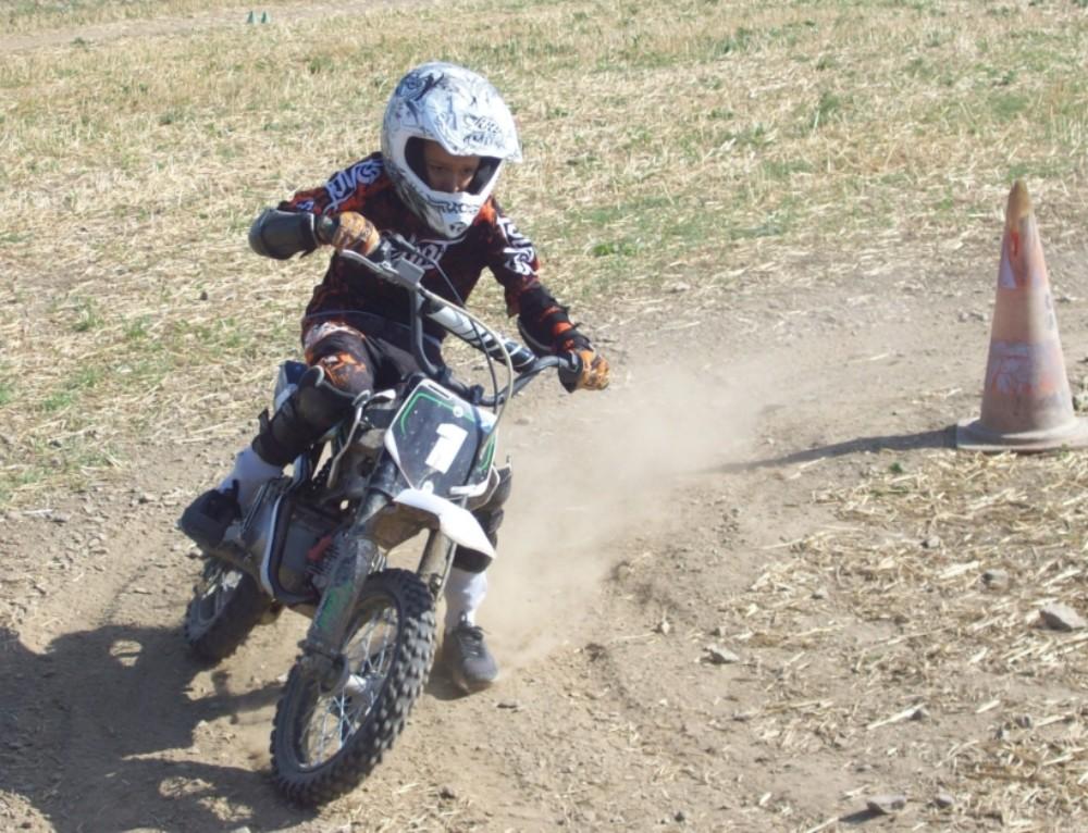 Stage Moto Cross le Dimanche 22 Septembre