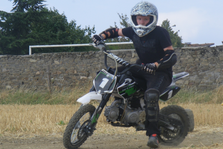 stage moto enfants et adolescents