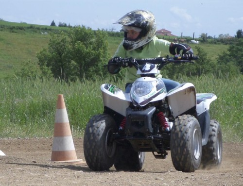 ECOLE DE PILOTAGE MOTO CROSS ET QUAD CROSS