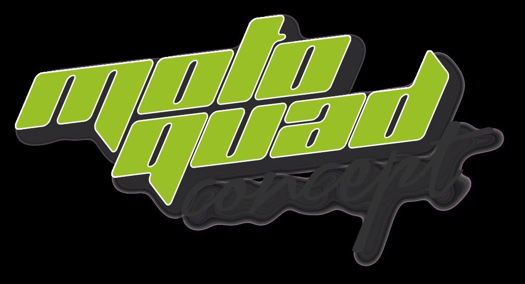 logo moto quad concept import