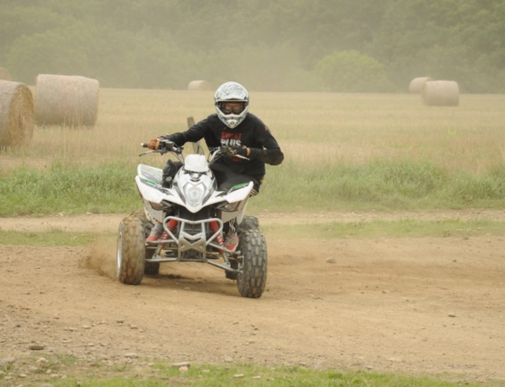 STAGE MOTO QUAD CROSS