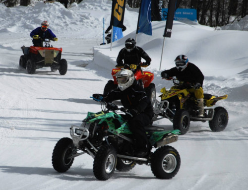 FINAL TROPHEE QUAD GLACE ICE TOUR 2015