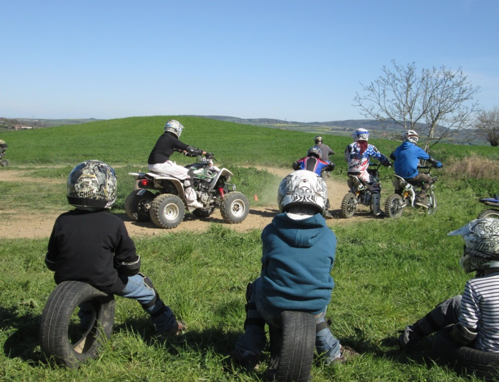 BLOG COLONIE MOTO ET QUAD DU 10 au 16 avril