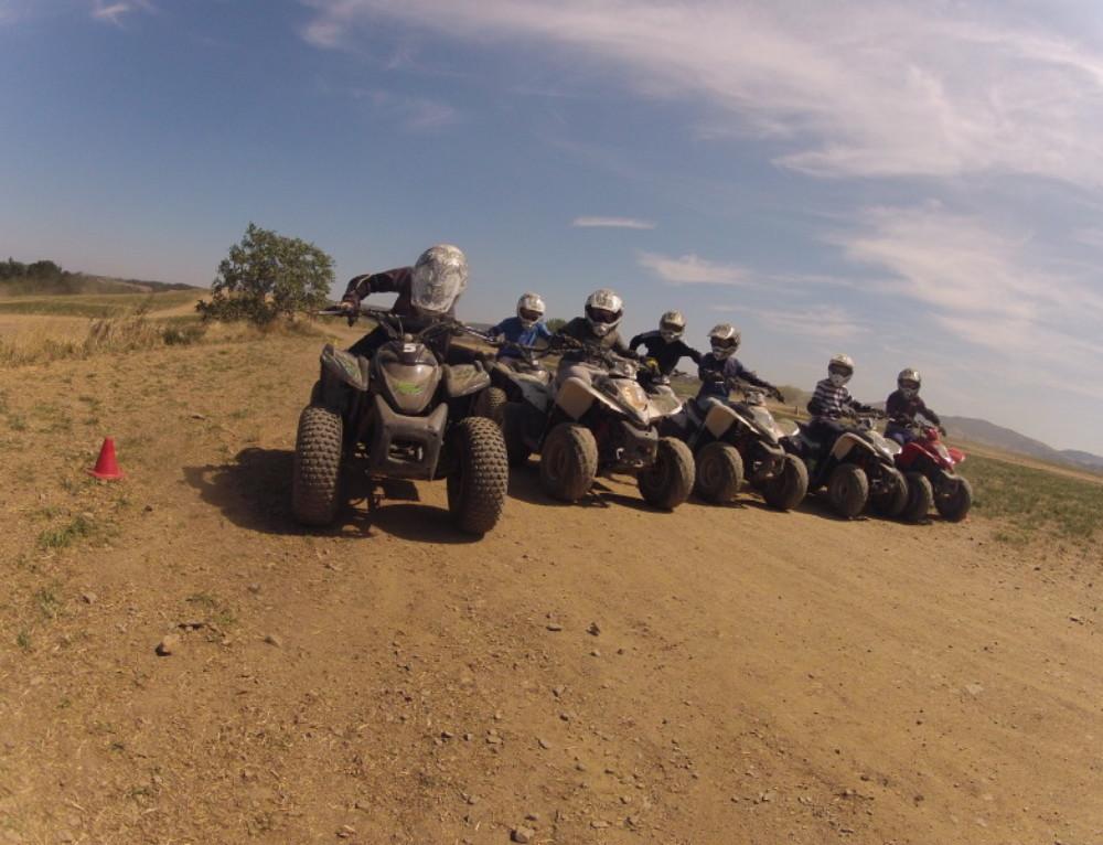 Colonie de vacances moto et quad BLOG