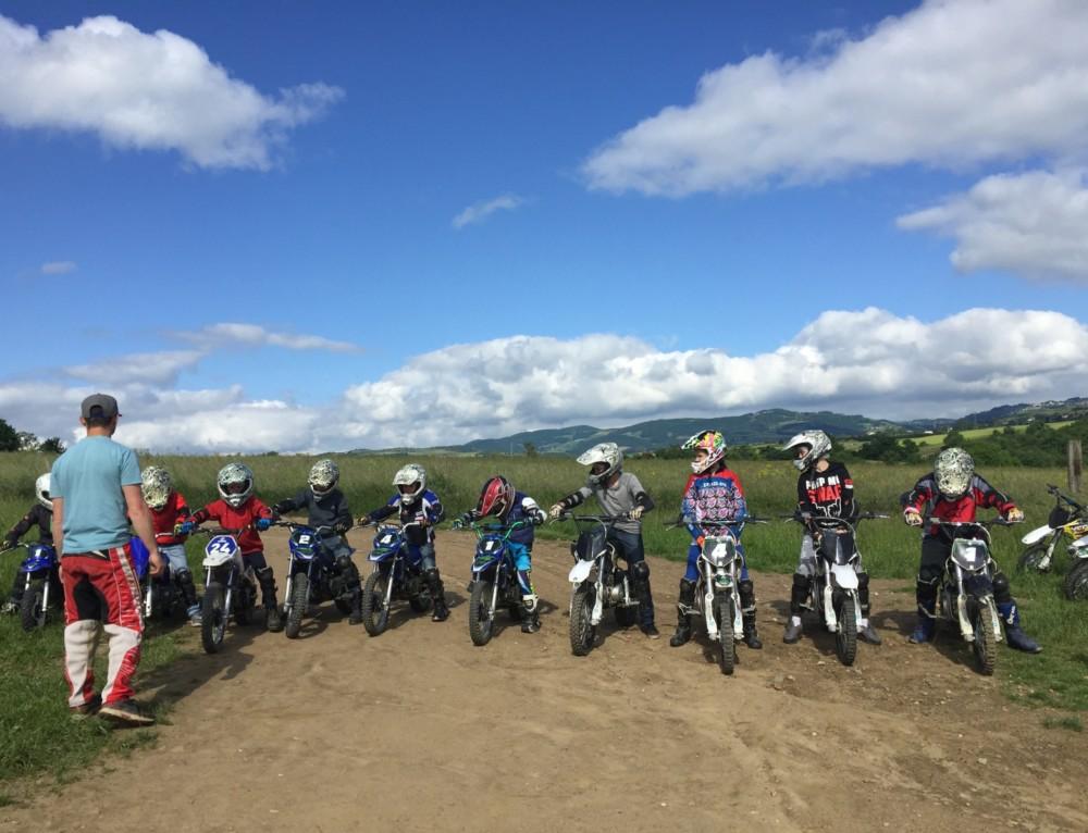 Stage motocross et quad 1, 2 ou 3 jours week-end de Pâques