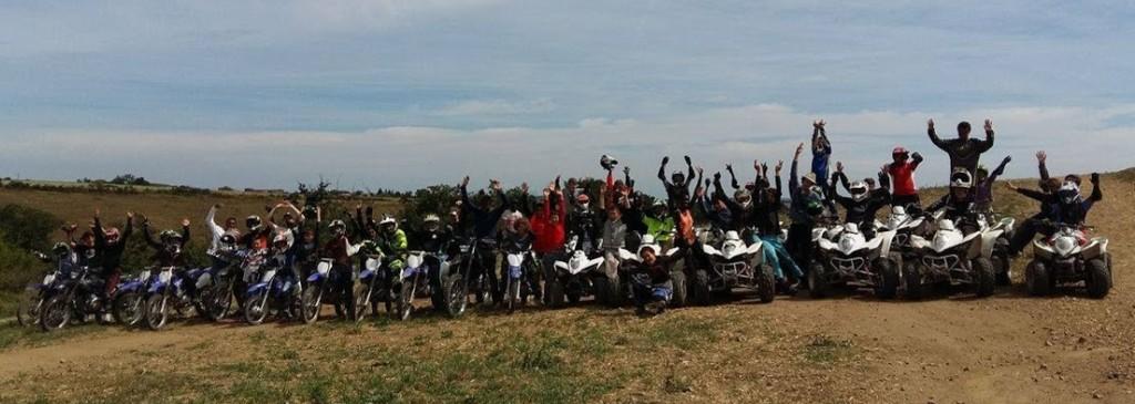 colonie de vacances toussaint motocross