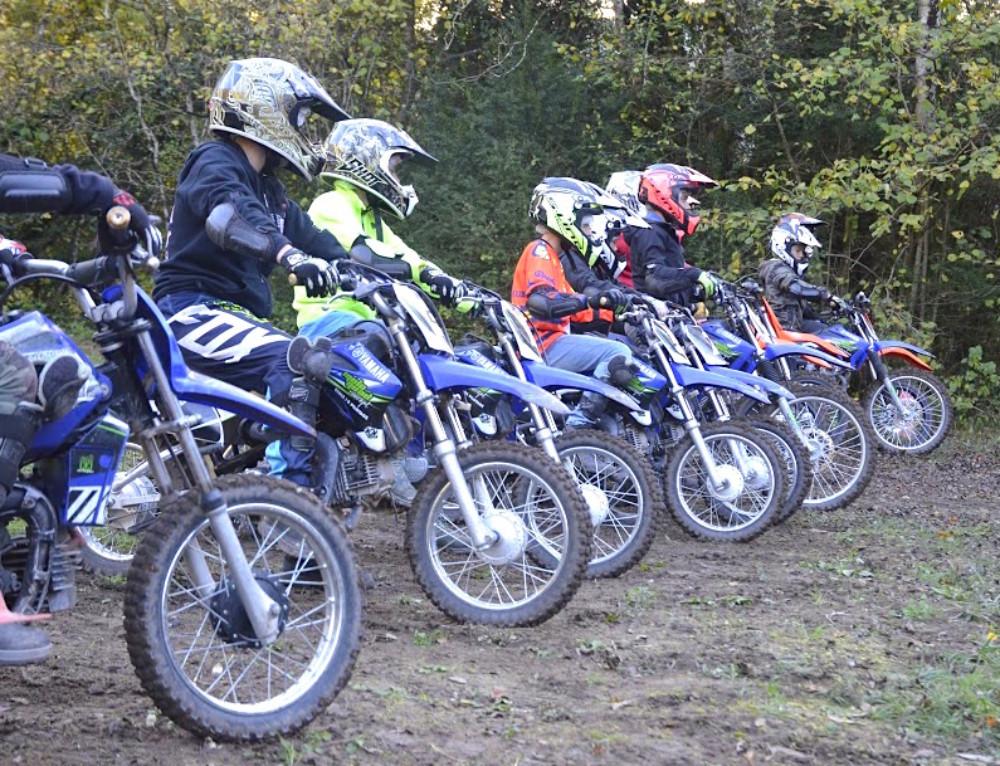 Les vacances, on se dépense dans notre école de pilotage moto et quad !