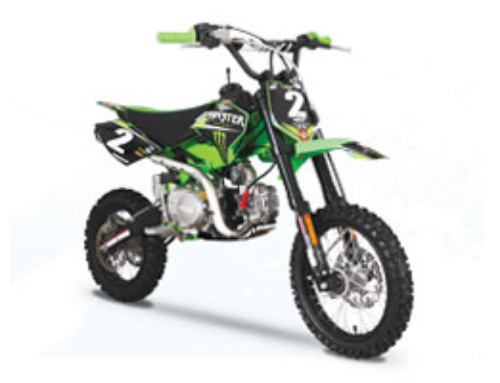 MOTO DIRT BIKE YCF 125