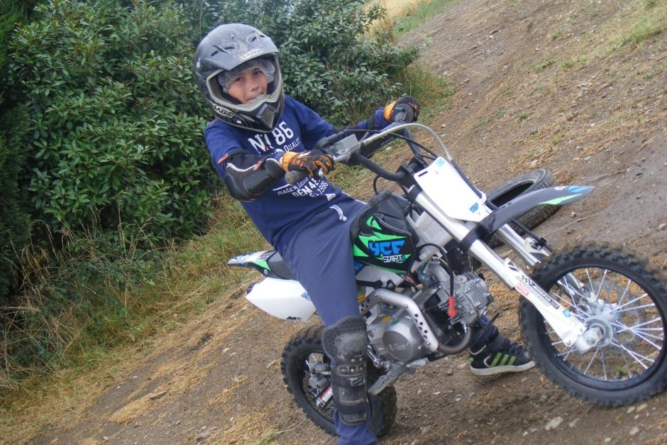 stage moto enfants