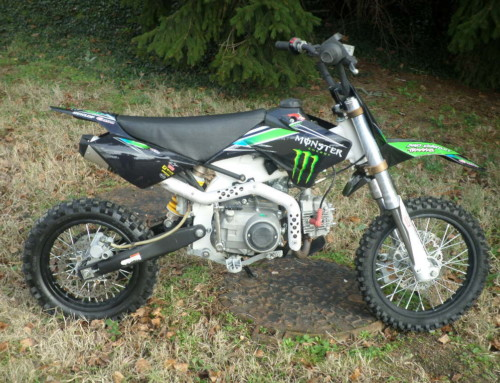 MOTO CROSS DIRT BIKE YCF 125 A VENDRE