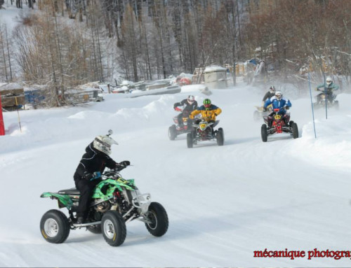 QUAD GLACE VAL D'ISERE