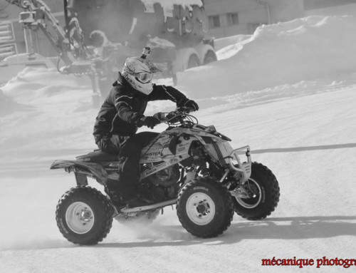 VIDEO QUAD GLACE VAL D'ISERE