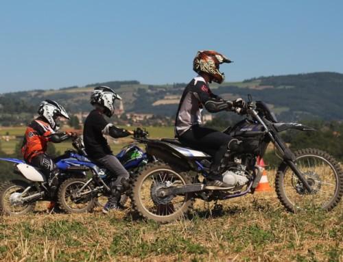 Stage motocross et quad 2h, 3 jours ou une semaine, il reste quelques places !!!