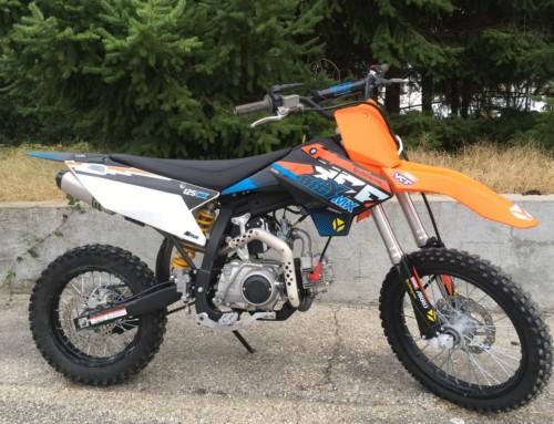 Vente de moto YCF 125 bigy