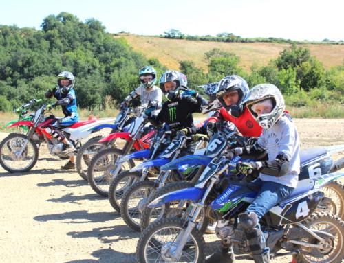 Colonies de vacances Moto, Quad et mix Moto Quad