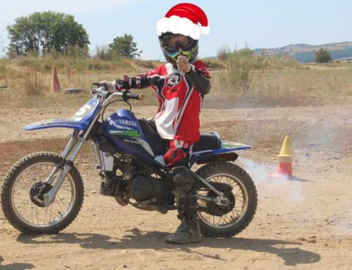 Bons cadeaux stages de pilotage moto et quad