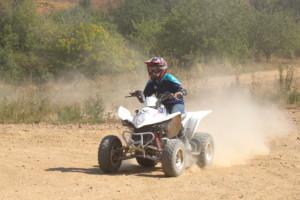 école de pilotage moto cross et quad