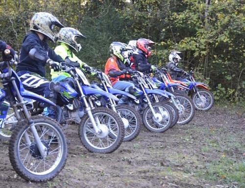 Stage de pilotage 100% moto et quad durant les vacances d'octobre