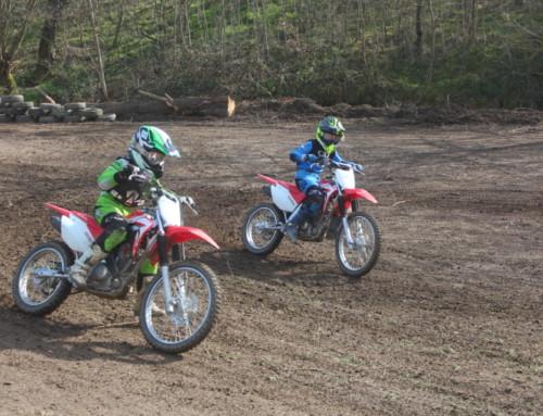 Stage de pilotage moto et quad tout l'été !