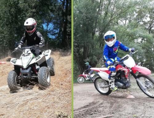 Stages 100% motocross, 100% quad et colonie moto…